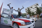 We have received the first entry form for the 36-th rally Sliven