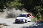 """Plamen Staykov leads after the second day of rally """"Sliven"""" 2017"""