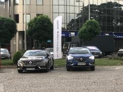 Renault Talisman се грижи за комфорта на наблюдателя на FIA